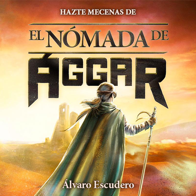 Hazte Mecenas de El Nómada de Ággar